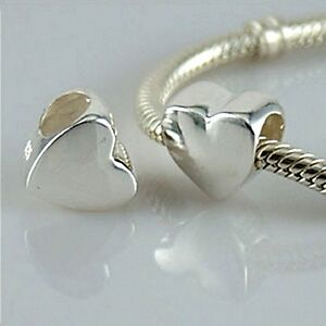 HEART-LOVE-VALENTINE-Solid-925-sterling-silver-European-charm-bead