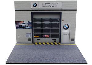 Diorama-presentoir-BMW-Garage-Leroy-1-18eme-18-2-E-E-013