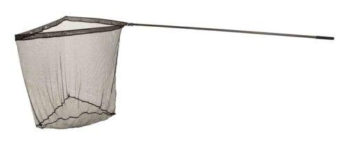 JRC Defender 42 inch Carp Landing Net /& 1 Piece Strong Handle Carbon Nylon Bag