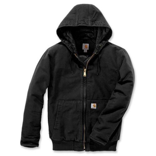 Carhartt Duck Active JacketHerrenOuterwear104050mit KapuzeCanvas