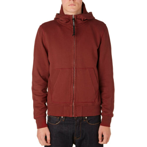 Company Medium Burgundy Goggle Cp Hooded Sweatshirt 8q7BPw