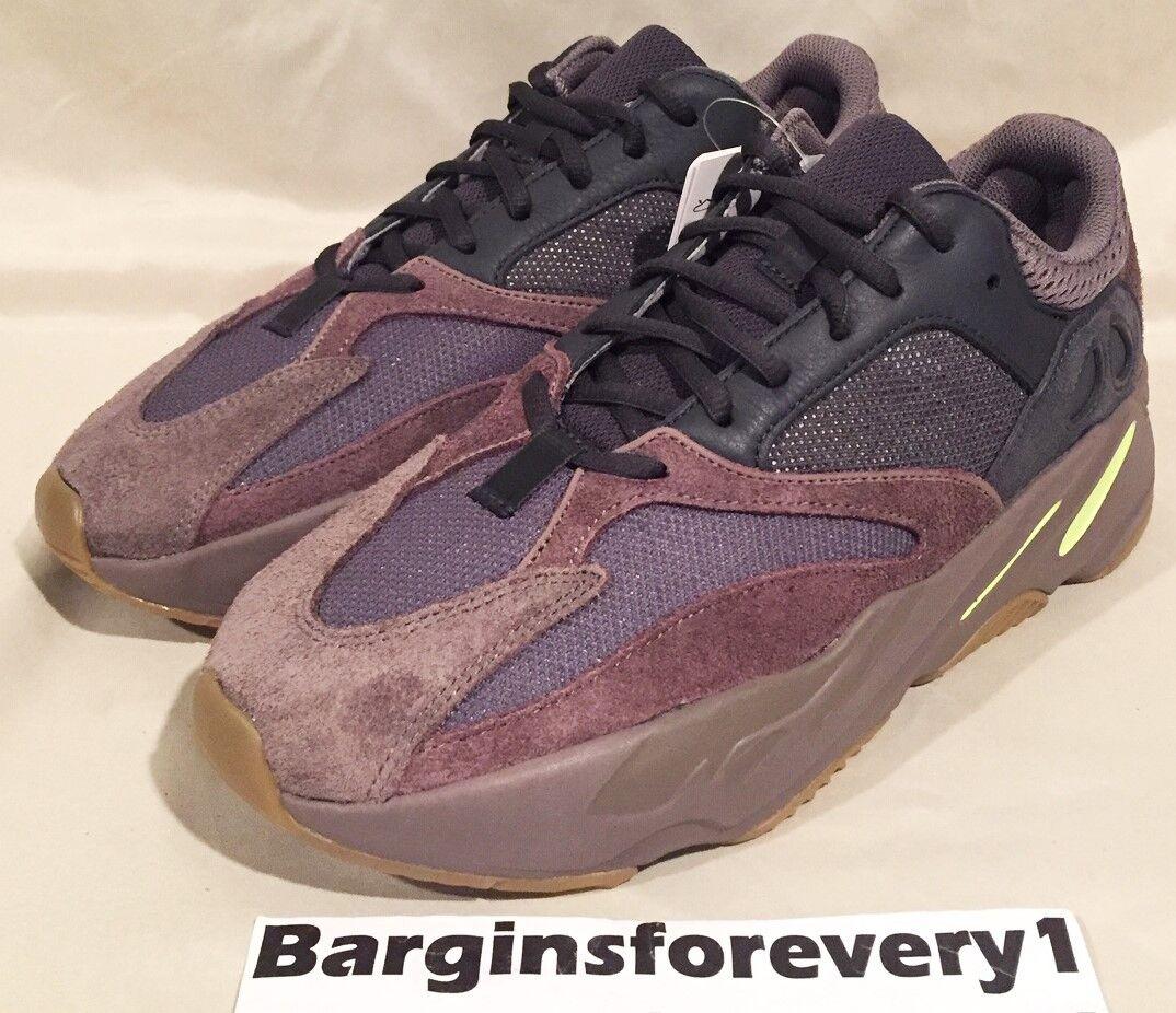 New Adidas Yeezy Boost 700 - Size 11 - Mauve Mauve Mauve - EE9614 - Kanye West