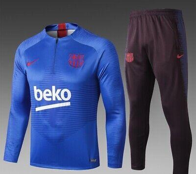 Survêtement FC Barcelone Barça 2020 2021 Football Tracksuit Jogging | eBay