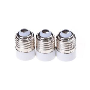 2PCS-E14-to-E27-LED-Light-Lamp-Bulb-Base-holder-Adapter-Socket-Converter-R