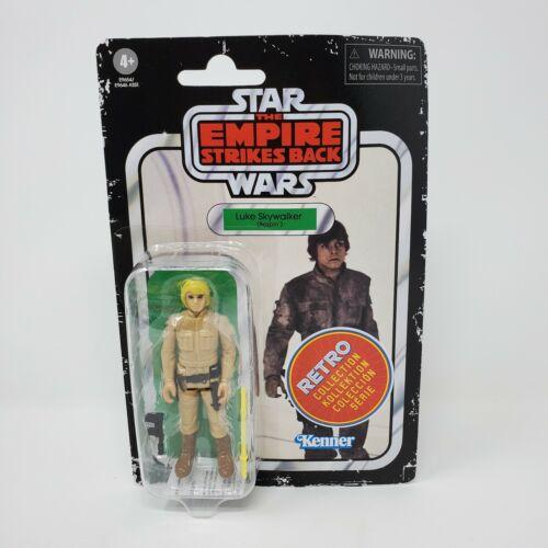 Star Wars Rétro Collection Luke Skywalker Empire Strikes Back Kenner nouveau