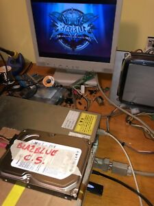 BlazBlue-Continuum-Shift-TAITO-TYPE-X2-HARD-DISK-AND-KEY-NOT-JAMMA-WORKING