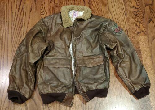 Vintage 70s Chocolate Brown Leather Bomber Biker Short Jacket Small Bohemian Boho 1970s UK 8 10 US 6 8 Eu 36 38