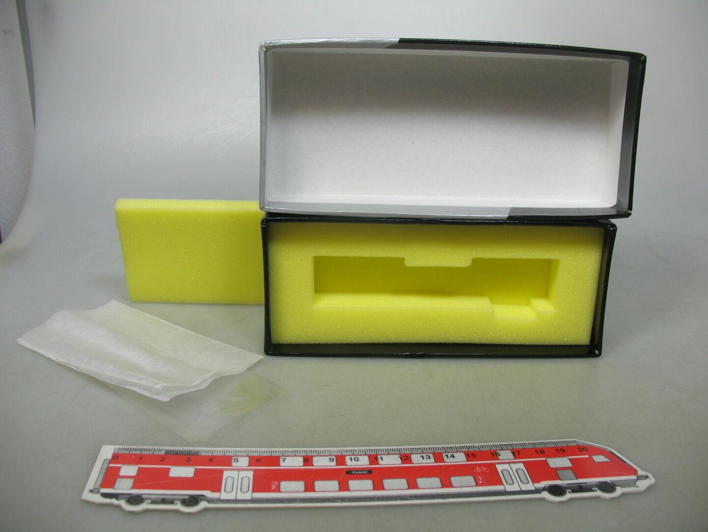 Ae467-0, 5  Hallmark Models N GAUGE EMPTY BOX GE Dash 8-40 C UNION PACIFIC 9122