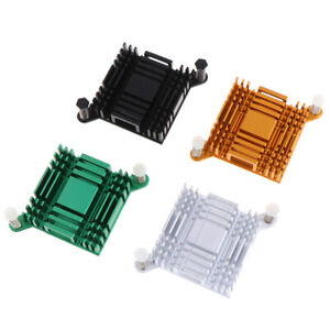 Kuehlkoerper-Kuehlkoerper-des-Aluminium-1Pc-Chip-fuer-PC-Northbridge-Southbridge