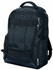 Rucksack-HAWK-Boargepaeck-Laptoprucksack-Businessrucksack-Polyester-schwarz-24603