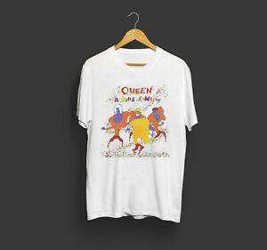 Vintage-A-Kind-Of-Magic-Queen-80-039-s-Retro-Gildan-Tee-T-Shirt-Size-S-M-L-XL-2XL