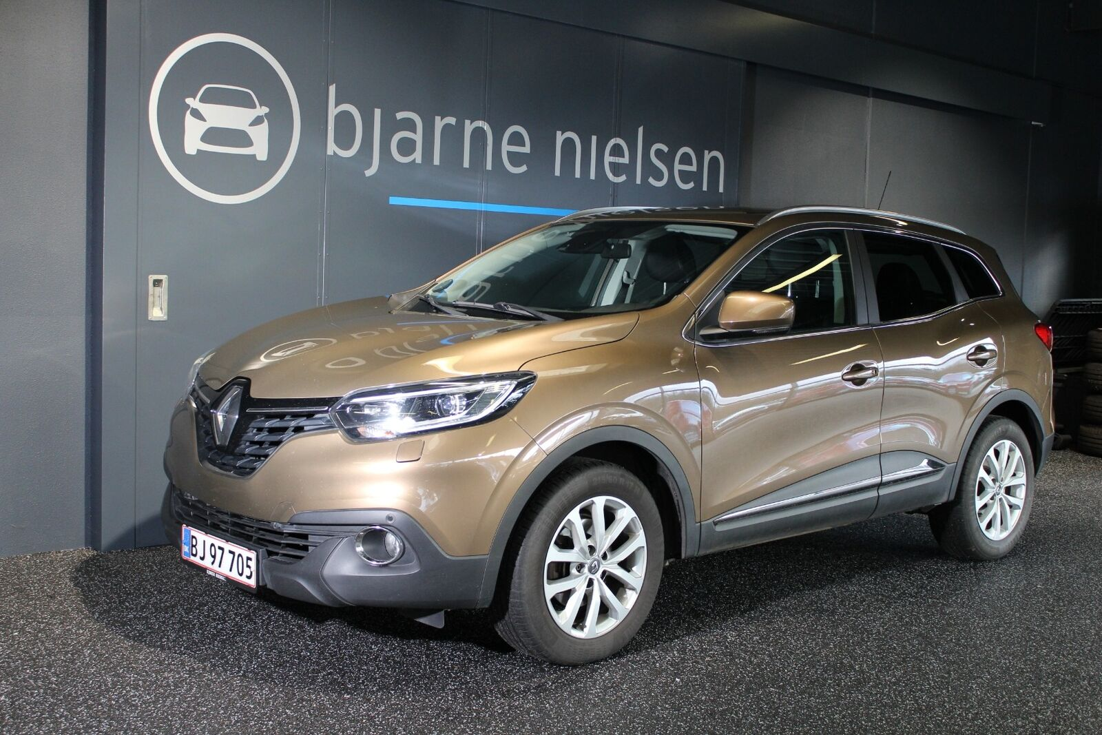 Renault Kadjar 1,6 dCi 130 Bose Edition
