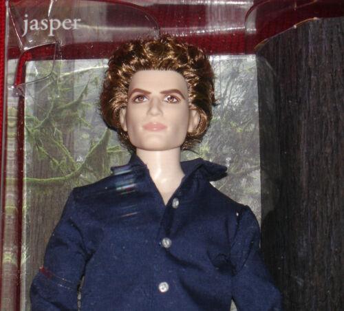 Jasper Doll Barbie Pink Label Twilight Breaking Dawn Part 2 *Ships FREE*