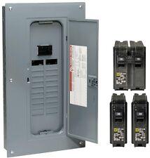 square d hom2100 2 pole 100 amp circuit breaker ebay rh ebay com square d company fuse box square d fuse box cover
