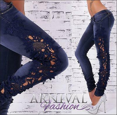 NEW EUROPEAN DESIGNER JEANS 6 8 10 12 14 womens DENIM WEAR SKINNY JEAN HOT PANTS