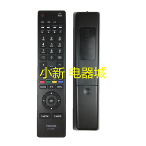 CT-32F2* Remote Control For TOSHIBA 49S2650 55S2640 65S2650 LCD LED Smart TV