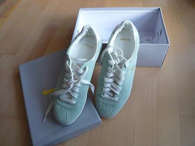 Schuhe mint 39 grün Bench echt leder sneaker turnschuhe blogger retro   eBay