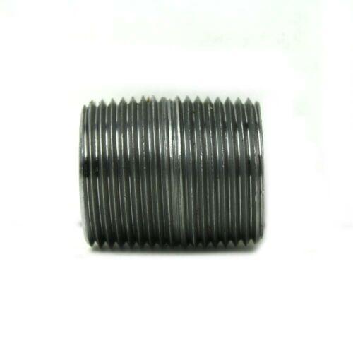 Primex 83157 1 Inch x Close Galvanized Steel Nipple