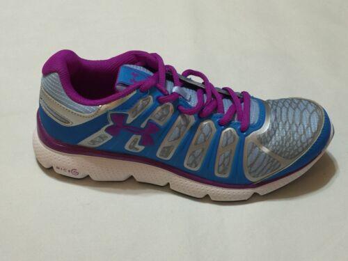 Under Armour Girls/'Grade School UA Micro G Pulse II Grit Running Shoe NIB