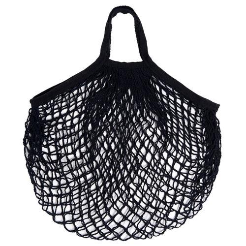 1x Einkaufsnetz Tasche Kartoffelsack aus Baumwollmischung Multifunktionale Neu //