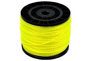 Professional Brushcutter braided thread