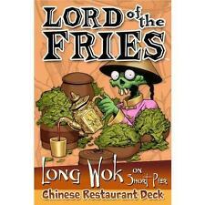 Lord of The Fries Chinese Expansion Card Game PSI CAG224