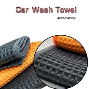 New-Microfiber-Towel-Car-Cleaning-Wash-Clean-Wax-Polishing-Cloth-40x40cm