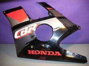 Honda CBR600F2 LH lower cowl 64350-MV9-920 1993 Hurricane CBR 600  F2
