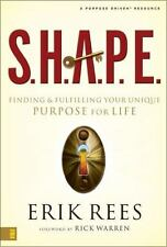 S.H.A.P.E.: Finding and Fulfilling Your Unique Purpose for Life-ExLibrary