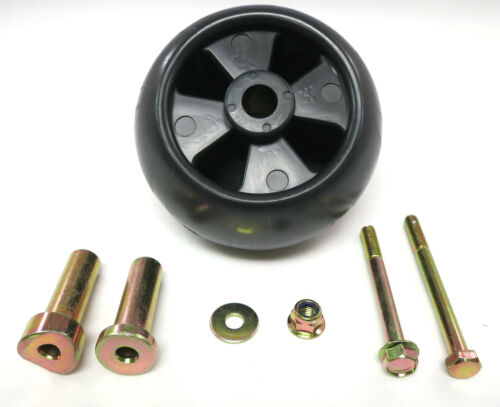 New DECK WHEEL ROLLER KIT fits John Deere LTR155 LTR166 LTR180 LT133 LT150 LT155