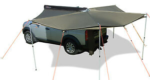 Image Is Loading Rhino Rack Foxwing Awning Left Hand Side For