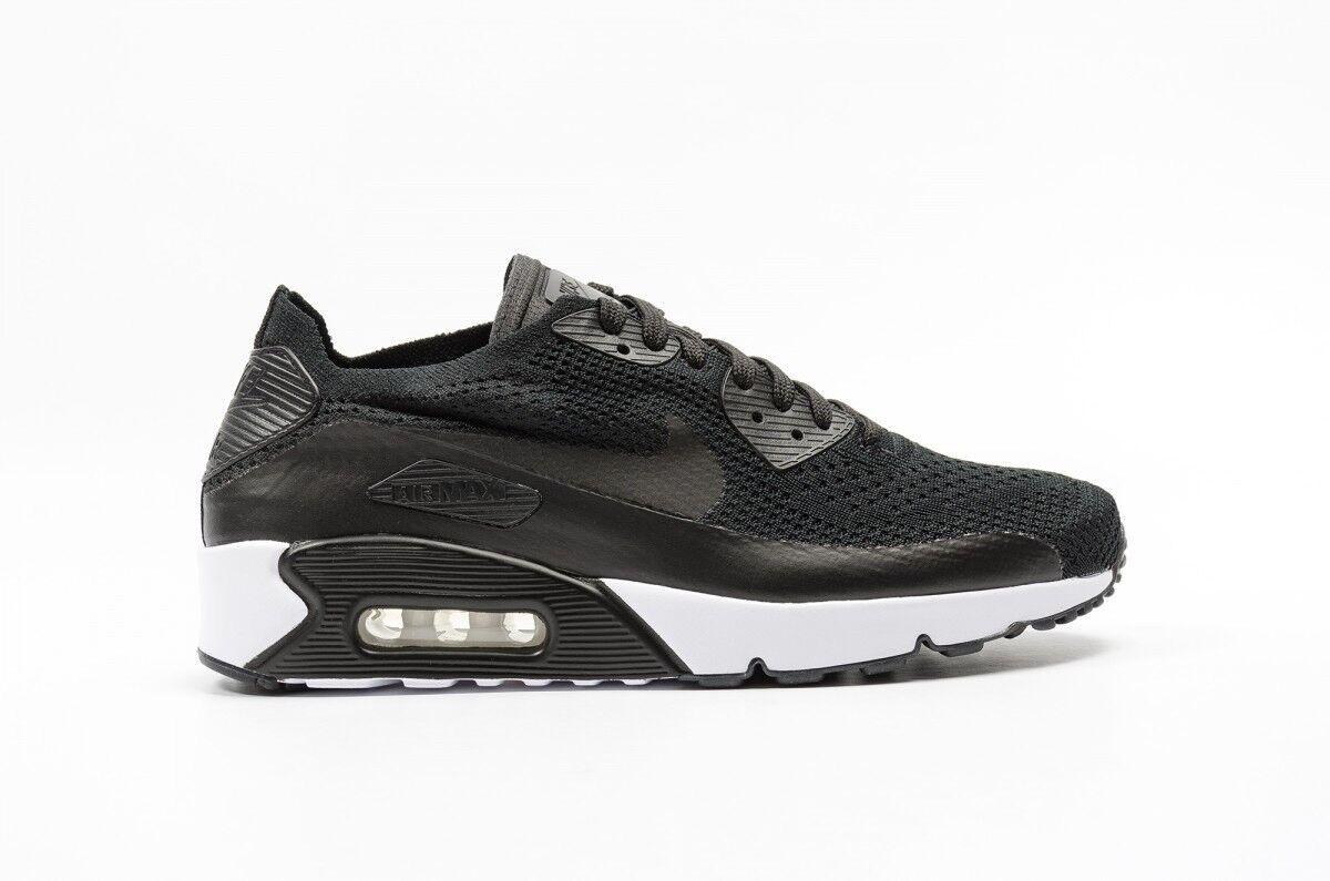 nouveau 90 fonctionnaire nike air max 90 nouveau ultra 2.0 flyknit 875943-004 taille de chaussures hommes (10) 096ff2