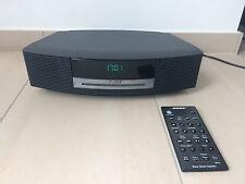 Bose Wave Music System Stereoanlage Radi/CD MP3 Antrazit!