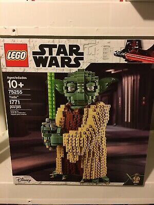 1771pcs New And Sealed Free Shipping LEGO 75255 Star Wars Episode IX Yoda™