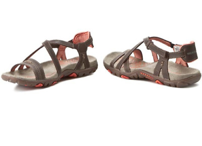 Merrell Women's Sandspur Rose Casual Sandals Cocoa Coral Size US 9 | eBay