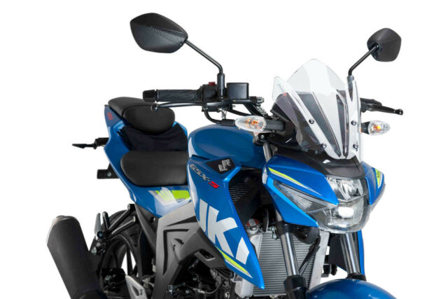 PUIG SCREEN NAKED SPORT COMPATIBLE FOR SUZUKI GSX-S 1000