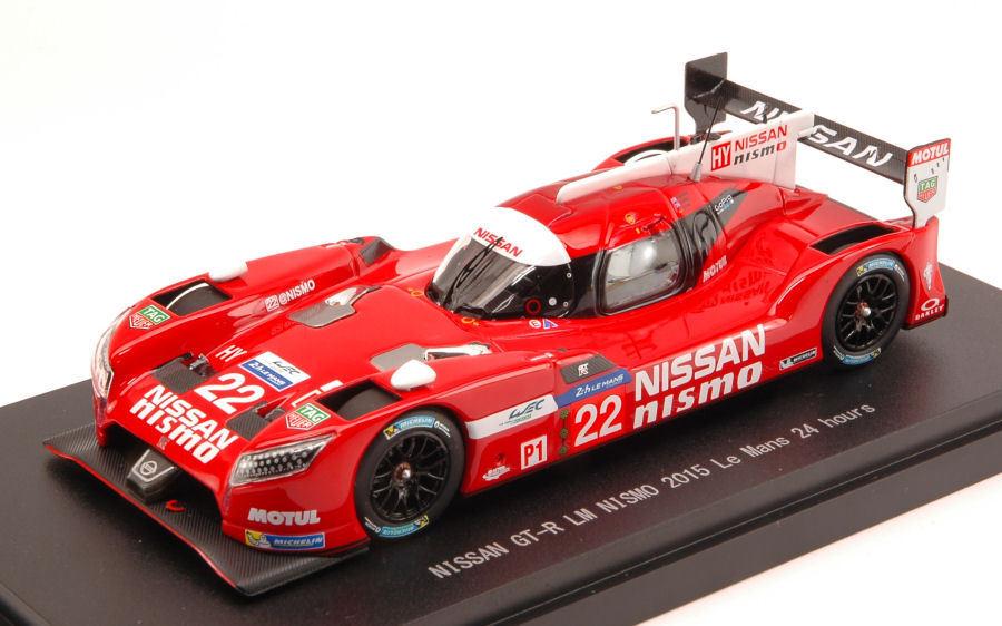 alta calidad general Nissan Gt-R Gt-R Gt-R  22 Nc Le Mans 2015 Tincknell   Buncombe   Krumm 1 43 Model 45255  hasta un 70% de descuento