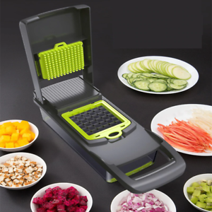 Vegetable Fruit Slicer Grater Cutter Peeler Multifunctional Peeler 7 in 1