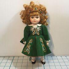 "ROYALTON COLLECTION New Irish Stepdancer Porcelain Doll - Maureen - 10"""