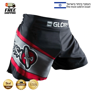 MMA Short Compression boxer Breathable Quick Dry Pant Boxing sports fitness