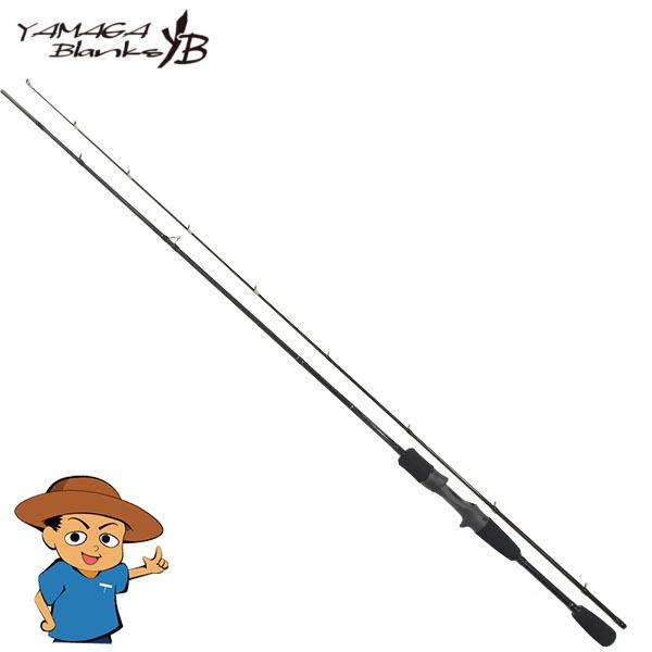 Yamaga Blanks blueeCurrent 71 7'1  overhead reel model baitcasting rod pole