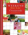 Weekend Picnic Crosswords by Puzzlewright (Spiral bound, 2014)
