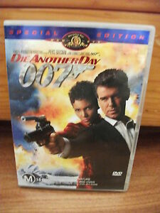 Die-Another-Day-007-Dvd-R4-Special-Edition-2-dvd-disc-set-Free-Postage