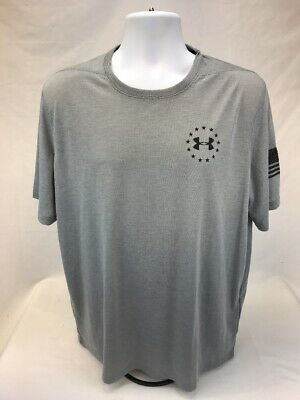 Under Armour 1301243 Men/'s Shirt UA Freedom Threadborne Siro Loose Sport Gym