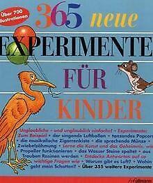 365-neue-Experimente-von-Churchill-Buch-Zustand-gut