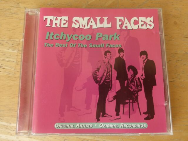 Small Faces – Itchycoo Park The Best Of - CD ( Lazy Sunday )