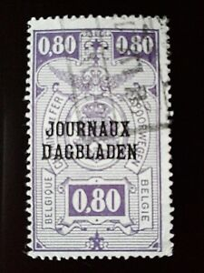 STAMPS-TIMBRE-POSTZEGELS-BELGIQUE-BELGIE-1929-NR-JO24-ref-OJ25