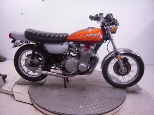 1974-Kawasaki-Z1A-900-Unregistered-US-Import-Barn-Find-Classic-Restoration-Proj