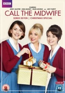 Call-the-Midwife-Season-7-Series-Seven-Seventh-New-DVD-Box-Set-Region-4-IN-STOCK