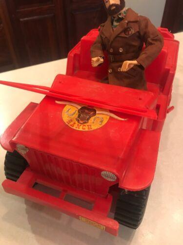 Empire Toys Cercle Ranch Jeep pièce de rechange Pare-brise